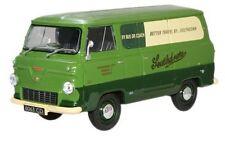 Modellini statici furgoni per Ford scala 1:43