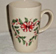 "Lenox Holiday 5 1/4 "" Mug-Vvgc"