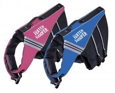 Dogs Life Jackets by Water Woofer DFDs Heavy Duty in Lilac & Blue Sizes XS to XL