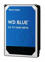 """WD Blue PC Hard Drive 7200 RPM Class SATA 6 Gb/s, 64 MB Cache, 3.5"""" WD10EZEX 1TB"""