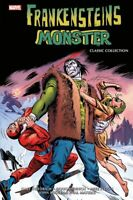 FRANKENSTEIN´S MONSTER-CLASSIC COLLECTION HC #1 deutsch OMNIBUS 580 Seiten