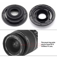 Cam Lens Bayonet Mount Ring For Canon EF-S 18- 55mm F3.5-5.6 IS STM Repair Part