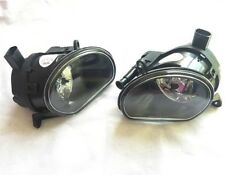 Pair of Left Right Front Drive Fog Light Lamp for Audi Q7 07-09 A3 04-08