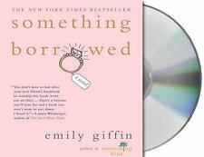 Something Borrowed, Giffin, Emily, New Book