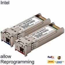 Genuine INTEL E10GSFPSR FTLX8571D3BCVIT1 10GB SR SFP 0Y3KJN FOR X520 X710 />120PC
