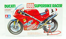 TAMIYA 1:12 KIT MOTO DA COSTRUIRE DUCATI 888 SUPERBIKE RACER  ART 14063