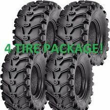 2012 POLARIS RANGER 570 RZR Tire Set Of 4, Kenda Bearclaw 25X8X12 25X10X12