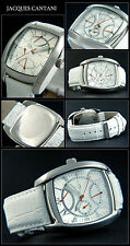 VALUABLE & LUXURY FREESTYLER MEN'S WATCH IN WHITE JACQUES CANTANI NEW