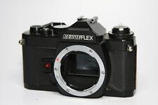 Revueflex AC X SLR Gehäuse #100961 Die Dichtungen sollten erneuert werden