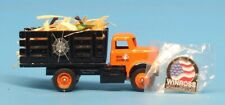 Winross 1:64 S Scale Boo Express Stake Truck Built Model #004