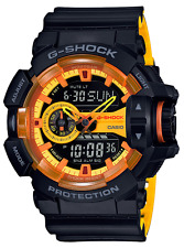 CASIO G-Shock GA400BY-1A Big Case 200m WR Rotary Switch May 17 New Color @