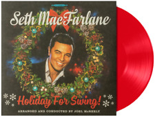 Seth MacFarlane – Holiday For Swing Exclusive Limited Edition Red Vinyl LP