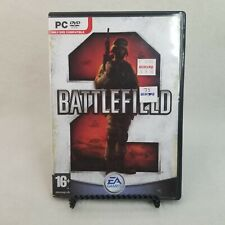 Battlefield 2 (PC, 2005) 1 Disk, DVD rom- Good Condition EA Games Videogame