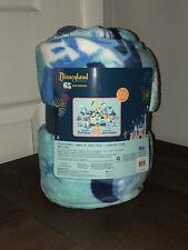 Disneyland Disney 65th Anniversary Funko Fleece Blanket Throw Target Exclusive