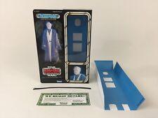 "Custom Vintage Star Wars Esb 12"" Obi-wan Kenobi + caja fantasma inserta versión moderna"