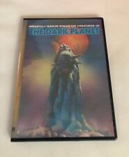 RICHARD CORBEN THE DARK PLANET MOVIE 1989 ON DVD