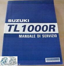 99500-39170-01B Instruction manual Service Suzuki TL1000R