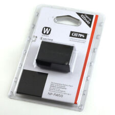 NP FW50 Camera Battery For origina SONY A5000 A5100 A7R NEX 6 7 5TL 5R 5N 3Nl A6