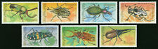 Série Set Insectes Insects   Neuf ** MNH   Mongolie Mongolia 1991