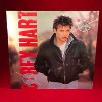COREY HART Boy In The Box 1985  UK Vinyl LP + INNER Excellent Condition A