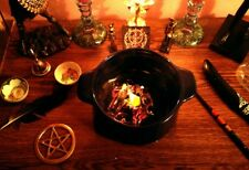Super powerful haunted spell bag, will make you wealthy. Not doll, djinn!