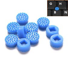 10x DELL LAPTOP NOTEBOOK TRACKPOINT POINTER MOUSE BLUE STICKS POINT  Nipple LI