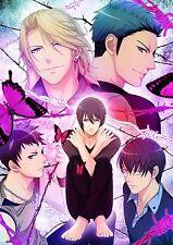PC Windows Game PigeonBlood Japan YAOI BL Boys Love Eroge JP FS Sealed Brand NEW