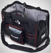 Tool Bag Tote Storage Organizer 31 Internal 12 External Pockets Black 18 in. New