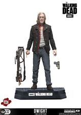 "The Walking Dead Dwight Colour Tops Blue 7"" Action Figure McFarlane Toys"