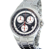 TISSOT MEN WATCH PRX CHRONOGRAPH SAPPHIRE STAINLESS STEEL 41mm T0774171105101