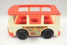 Vintage Fisher Price Mini Van