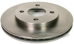 Disc Brake Rotor-Performance Plus Brake Rotor Front Tru Star 491790