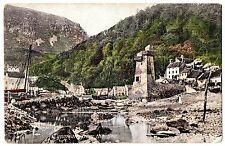Hand Coloured/Painted Collectable Devon Postcards