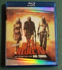 THE DEVIL'S REJECTS BLU-RAY Rob Zombie horror unrated Sid Haig Bill Moseley