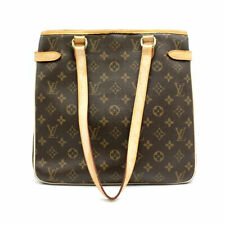 Louis Vuitton Canvas Monogram Batignolles Handbag - 100% Authentic