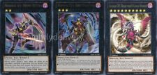 Yugioh Number 96 Complete Deck - Djinn Buster - King Overfiend  -  43 Cards