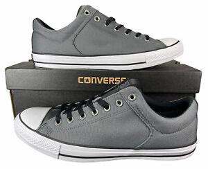 Converse Chuck Taylor All Star High Street Ox Sneaker Gray 151137F 12 Men