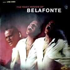 IMPEX  IMP-6017-45 HARRY BELAFONTE THE MANY MOODS OF BELAFONTE 2LP