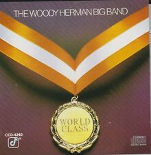 World Class by Woody Herman Big Band (CD, 1984, Concord Jazz) GOOD / FREE S&H