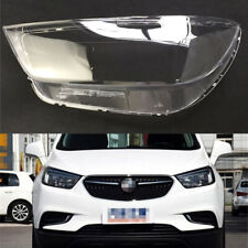 For Buick Encore 2016 ~ 2018 Car Headlight Headlamp Clear Lens Auto Shell Cover