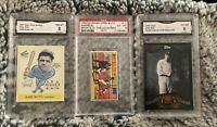 Babe Ruth Graded Card Collection