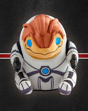 "Mass Effect GRUNT COLLECTOR'S PLUSH 9"" Krogan Pet w/ Collector Card Bioware 2017"