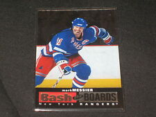 MARK MESSIER RANGERS STAR GENUINE AUTHENTIC LIMITED EDITION HOCKEY CARD /3500