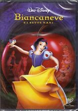 Dvd Disney **BIANCANEVE** nuovo 1946