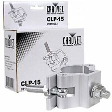 Chauvet CLP15 50mm Truss Lighting Half Coupler Trussing Clamp 295kg Load Bearing