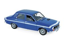 Renault 12 Gordini 1971 blau-weiß 1:18 Norev 185210 neu & OVP