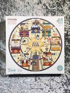 LONDJI Jigsaw Puzzle - Funfair Brand New Sealed