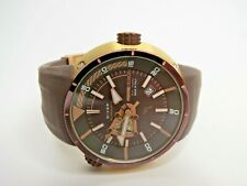 Momo Design Diver Pro Swiss Automatic Watch Brown Dial Men's Watch MOMODESIGN