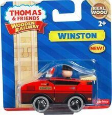 Fisher Price Thomas & Friends Wooden Winston (Free Ship)