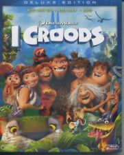 I CROODS 3D / BLURAY 3D + BLU-RAY + DVD - BLU RAY NUOVO
